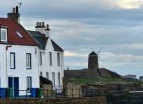 St Monans - the windmill