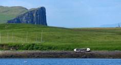 Boat, Staffin Island