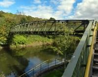 Memorial footbridge