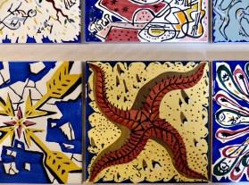 Tiles by Dali