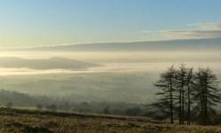 Mist over the Teme