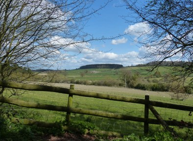 A view to Downs Farm