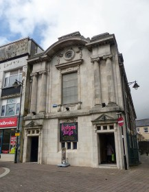 Aberdare old court house