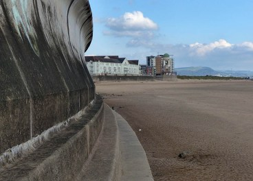 Sea wall