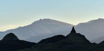 Pinnacle and Storr