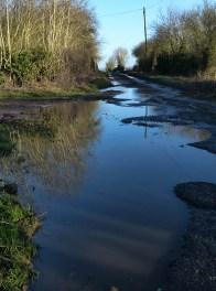 Inett puddle