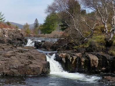 Hinnisdal falls...