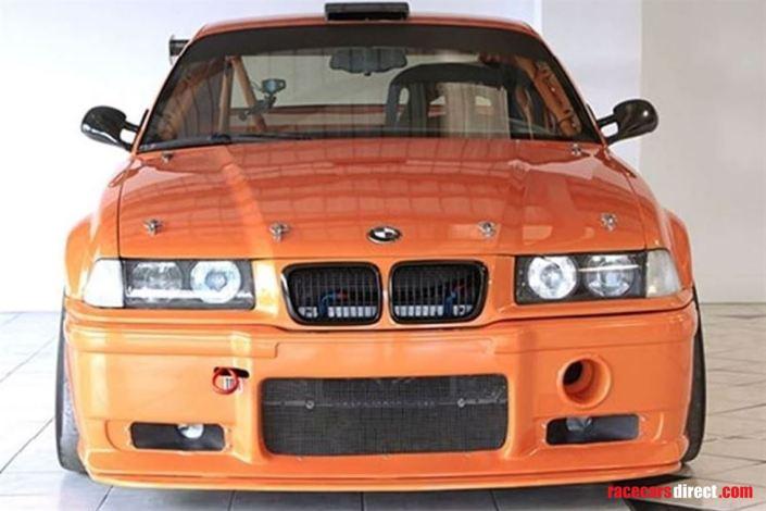 BMW E36 M3, S54