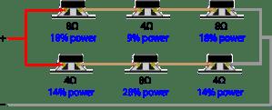 How Multiple Speakers Share Power  Geoff the Grey Geek