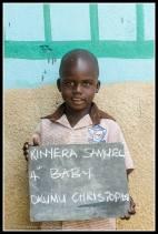 Kids needing sponsors, most are orphans