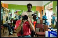 A visit to Gulu and a haircut with shampoo and blow dry!!!