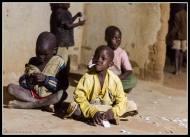 Children of the village - Rackoko Trading Centre