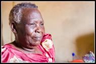 The wonderful Aisha in Kasangati