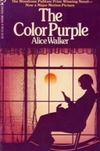 Book 110 The Color Purple Alice Walker Geoffwhaley Com