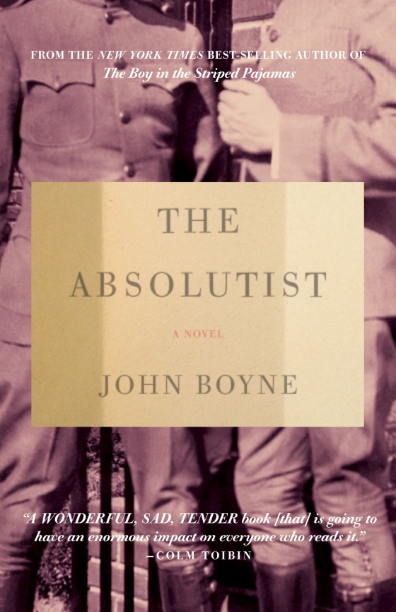 Book 36: The Absolutist - John Boyne (1/2)