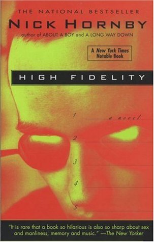 Book 12: High Fidelity - Nick Hornby