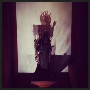 2014 09-10 MFA Boston - Japanese Temple Replica