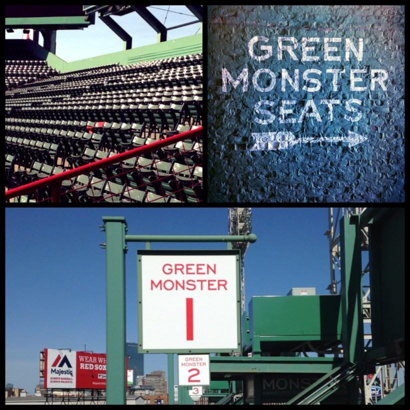 2015 05-30 Fenway Green Monster
