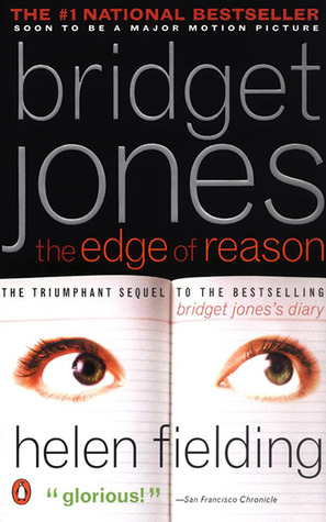 Book 349: The Edge of Reason (Bridget Jones #2) – Helen Fielding