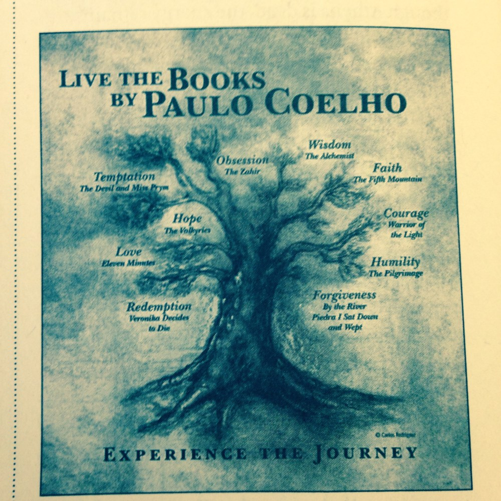 Book 356: The Witch of Portobello - Paulo Coelho (2/2)