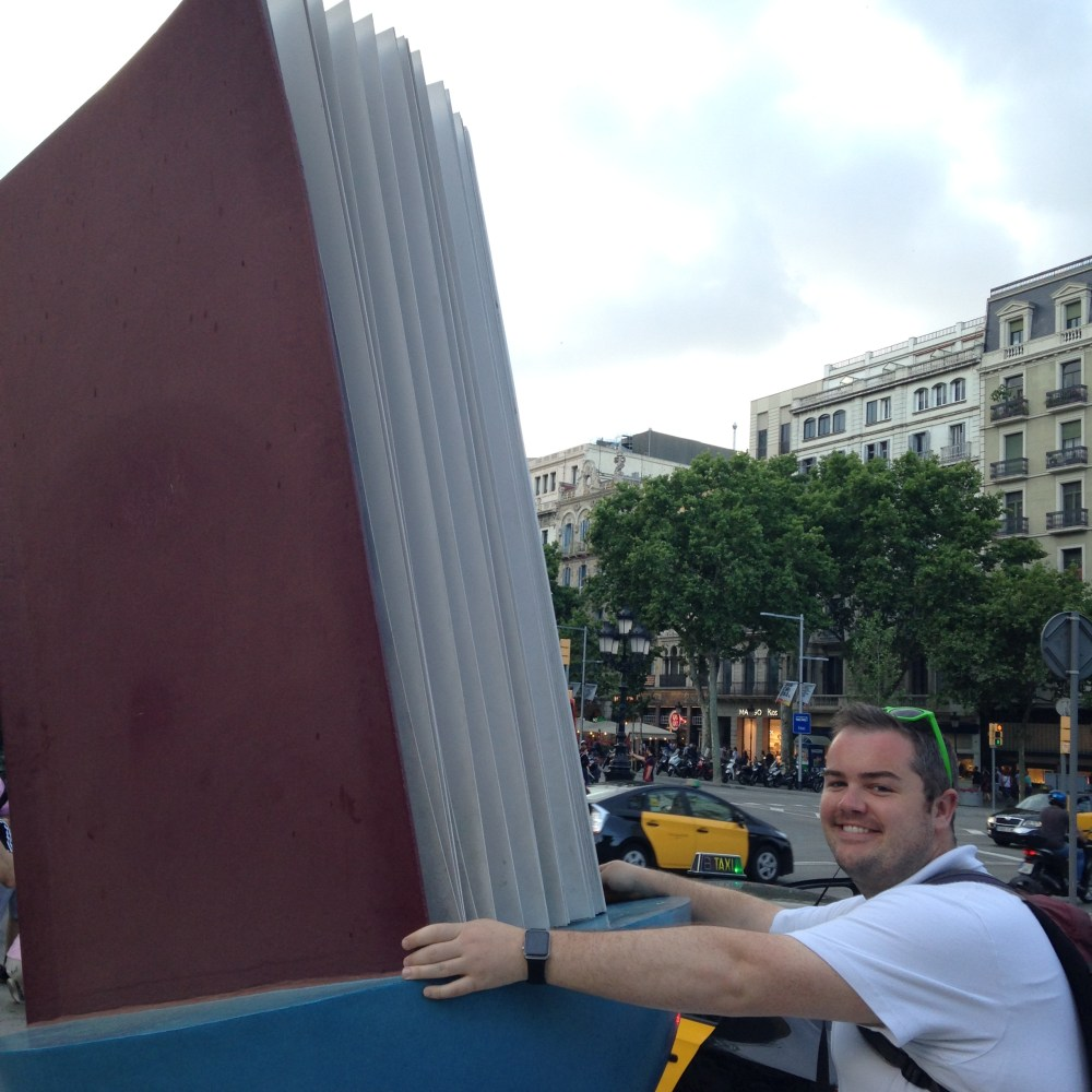 Reading Spain, AKA an Homage to Miguel de Cervantes (1/6)