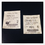 2016 02-12 Deadpool and Star Wars