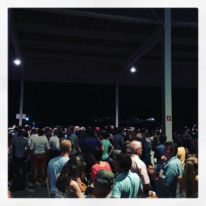 2016 08-13 Tanglewood Long Intermission