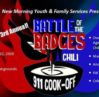 Battle of the Badges Chili Cook-Off