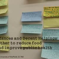 Feeding Affordances and Decent Helpings
