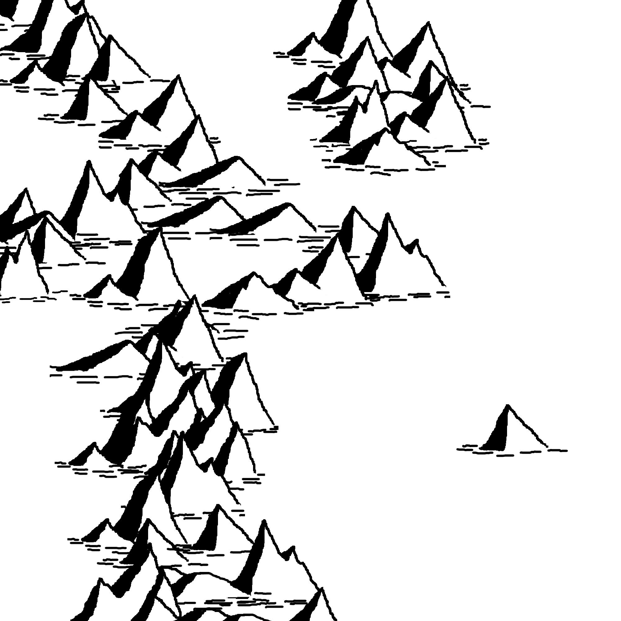 Makin Mountains And Makin Trees