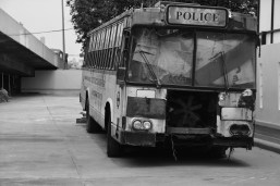 Police Bus