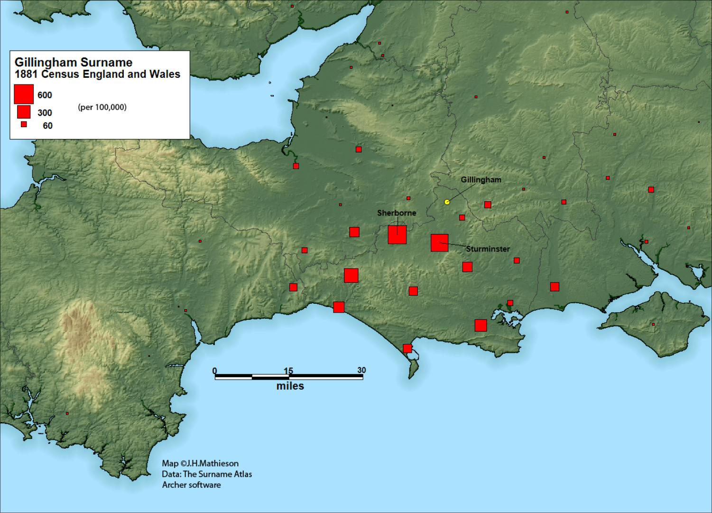Anglo Saxon Surnames