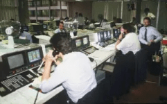 A trading floor after the Big Bang