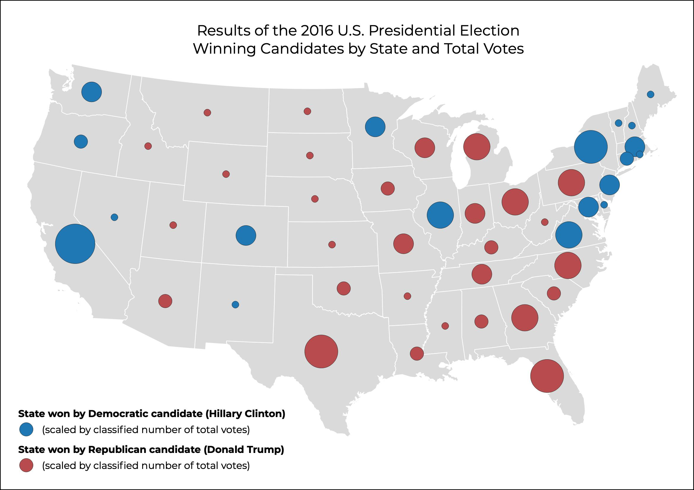 Thematic Mapping with QGIS: Mapping Election Data - Geograf.io Learn