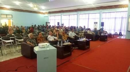 Seminar Nasional Kesiapsiagaan Bencana Tingkatkan Pengetahuan Potensi Bencana