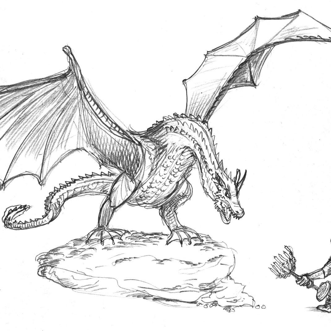 tyrion lannister trifft auf drache