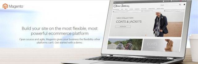 magento ecommerce website deigns benefits