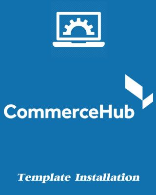 commercehub-template-installation
