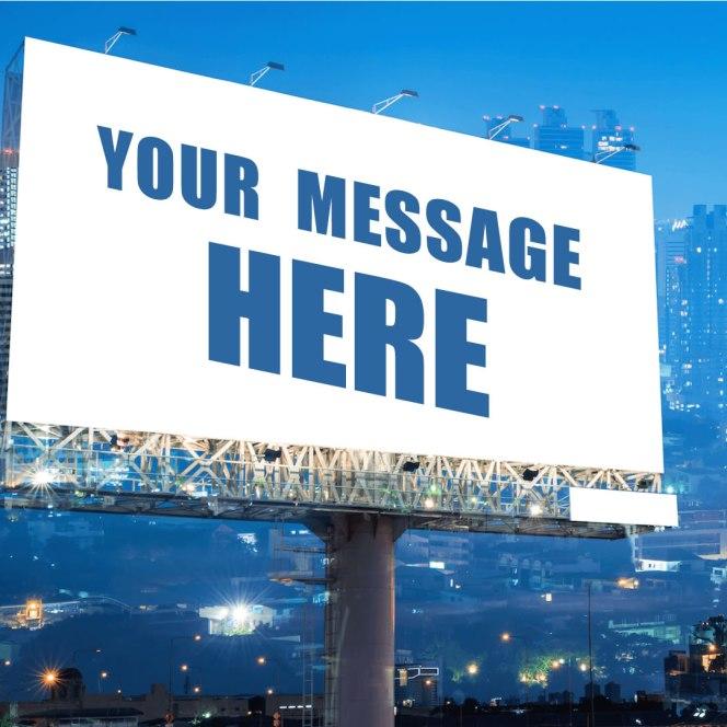 billboard design service