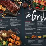 restaurant menu design service davie