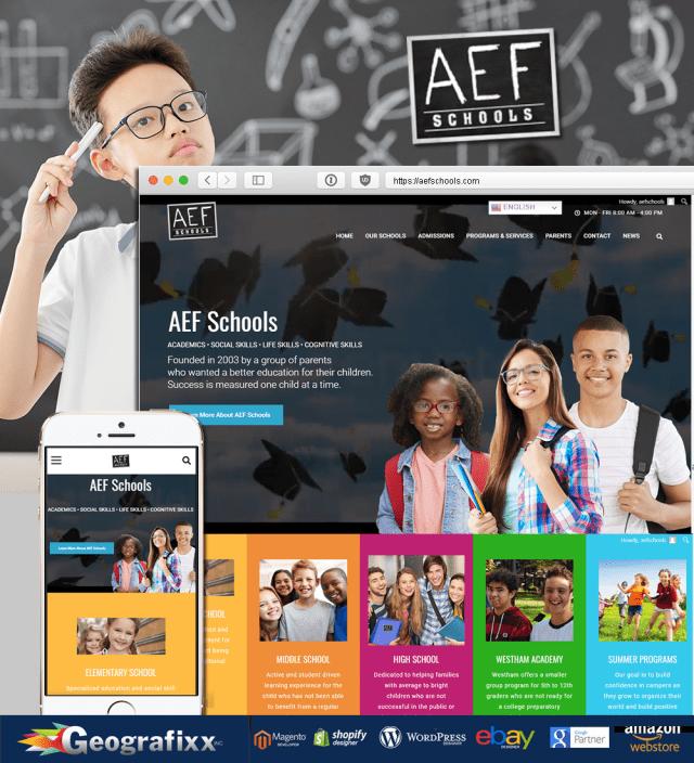 aef schools in davie