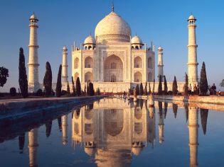 Le Taj Mahal, Inde