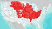 Les 7000 affluents du Mississippi