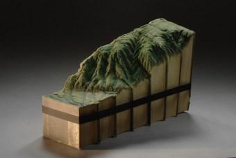Montagnes de papier Laramee