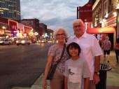 Broadway, Downtown Nashville