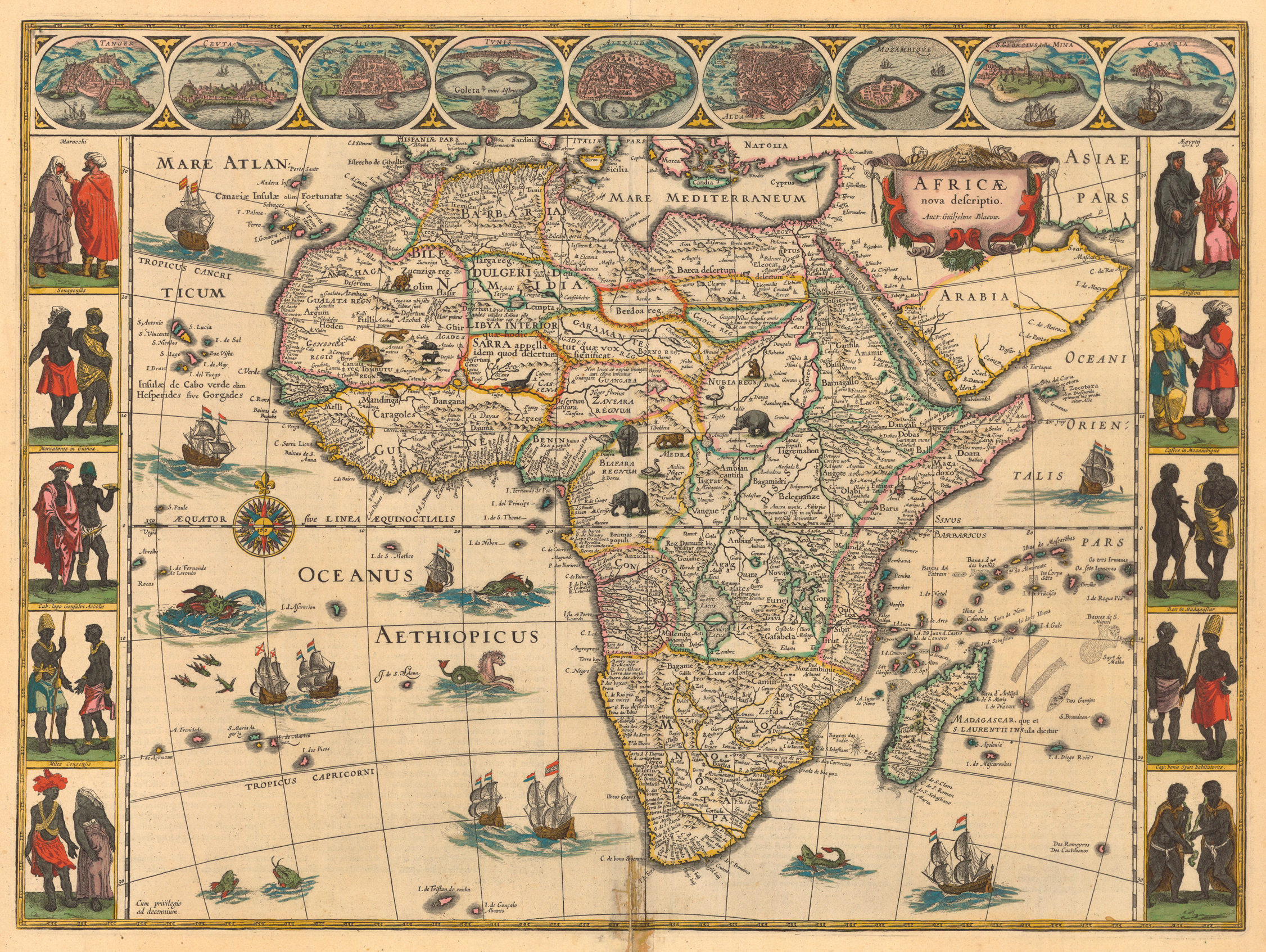 Africa Maps And Mapmaking