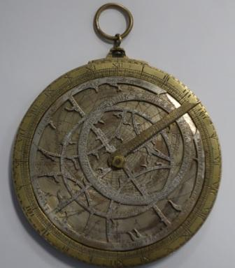 Astrolabe Swedish