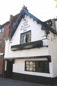 Ye Olde Salutation Inn (credit: Tours of Nottingham)