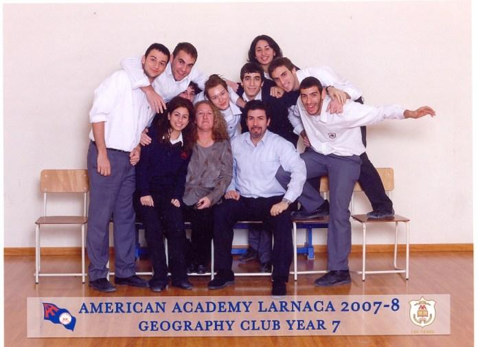 2007-2008 Geo Club