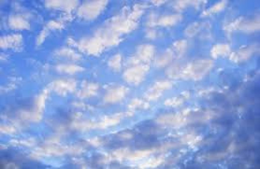 Image result for altocumulus clouds